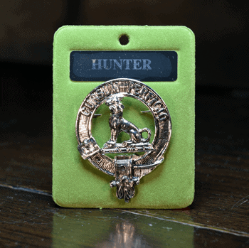 Clan Badge or brooch