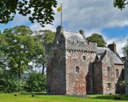 Hunterston Castle Exterior