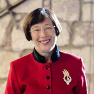 30th Chief of Clan Madam Pauline Hunter