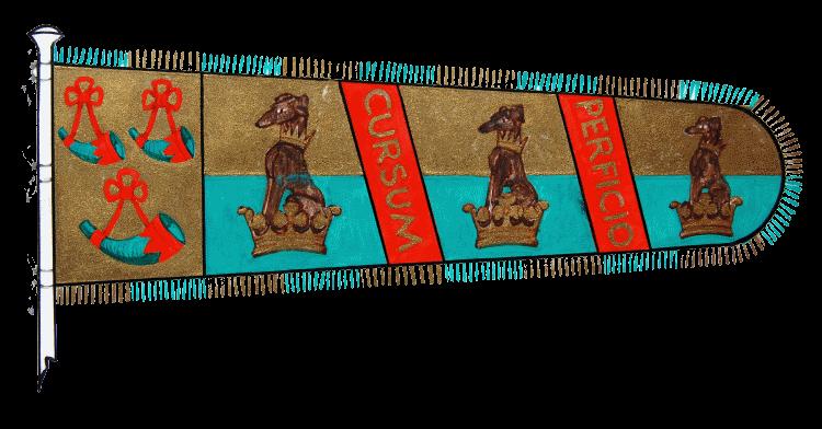 CLAN-HUNTER-STANDARD FLAG