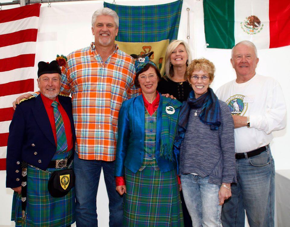 Clan Members at Global Clan Gathering