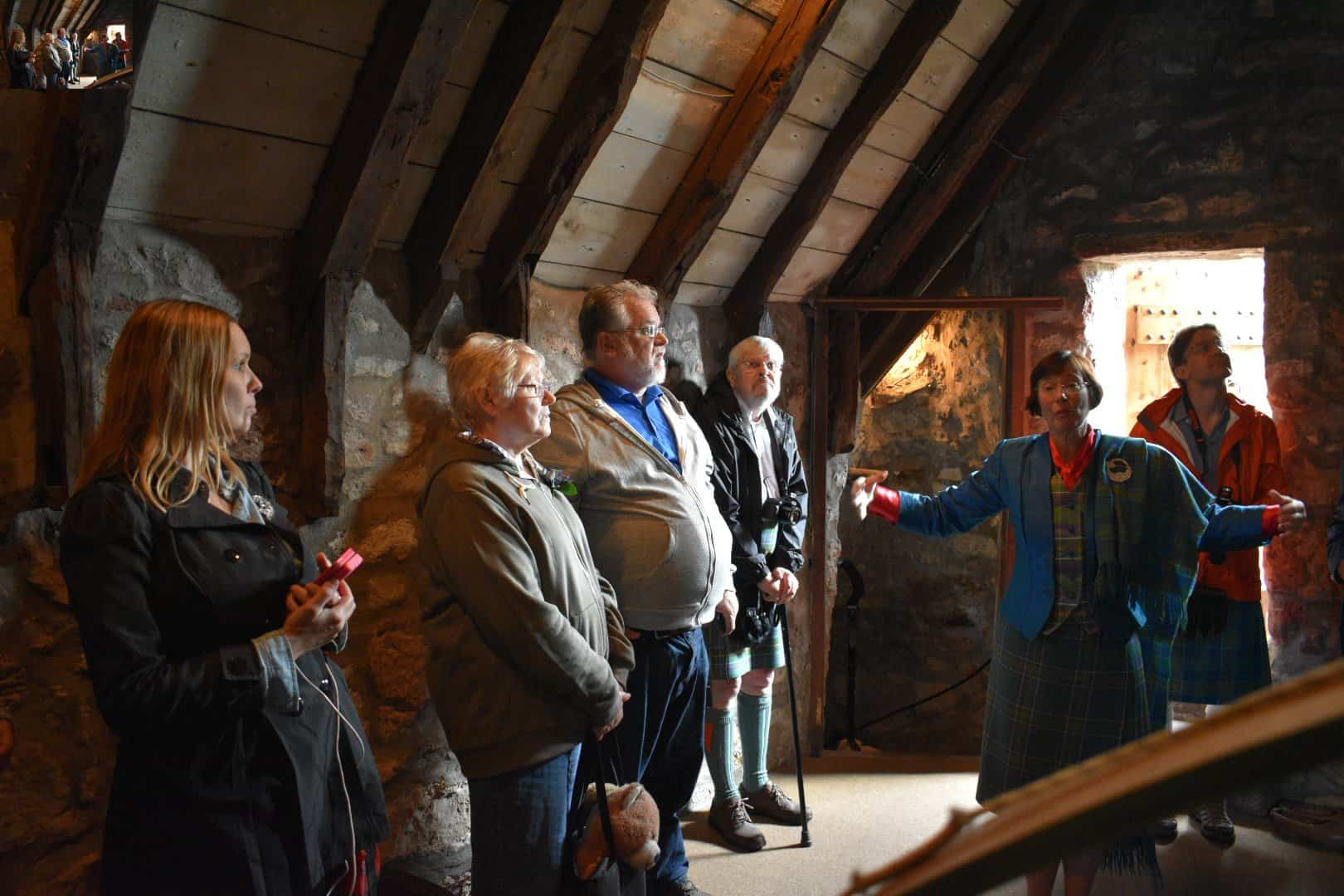 Visitor Information - Hunterston Castle Guided Tour