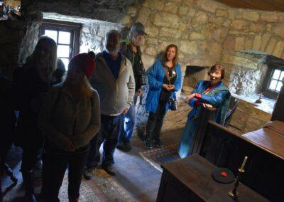 Hunterston Castle Guided Tour