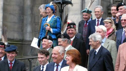 Scottish Clan Chiefs