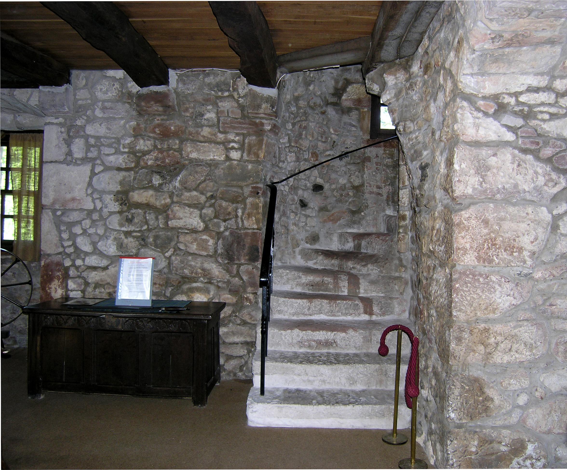 Hunterson Castle Interior