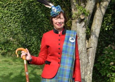 Madam Pauline Hunter