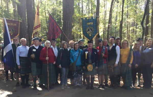 Clan Hunter Parade