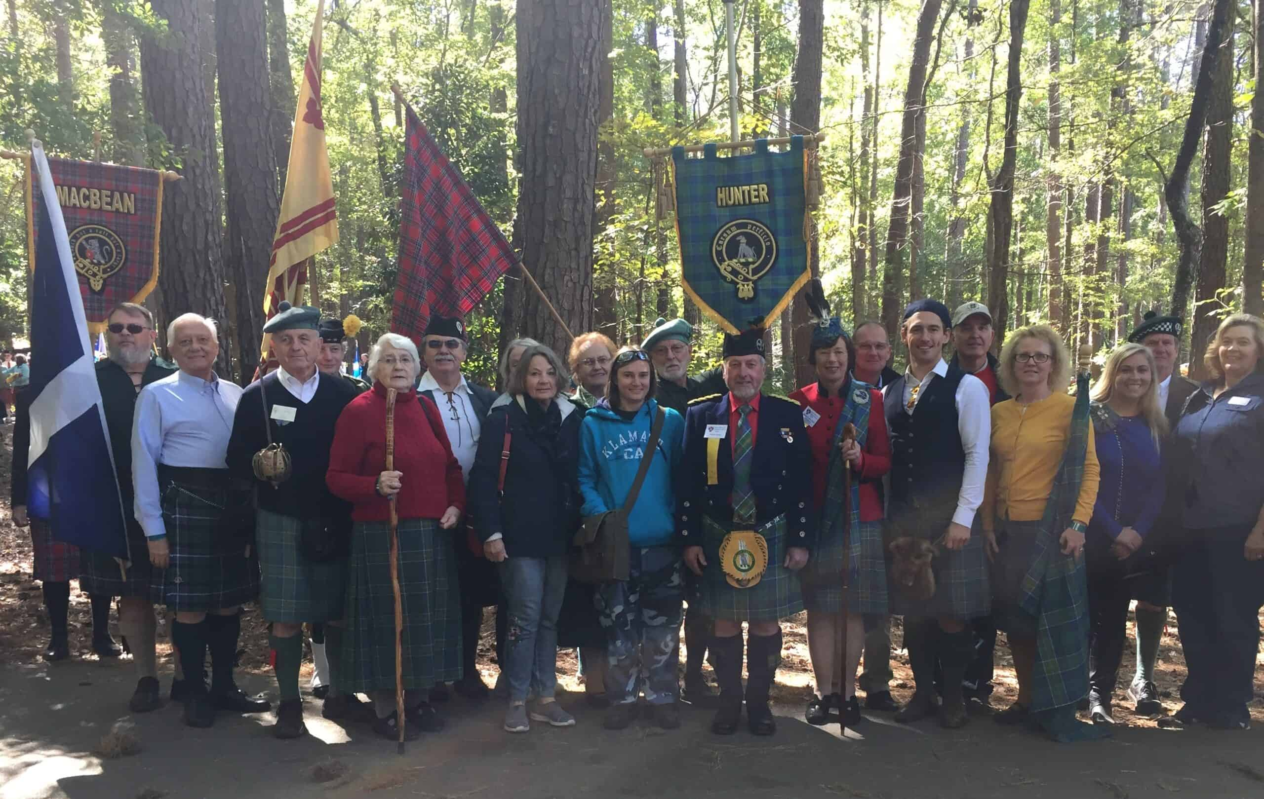Volunteer -Clan Hunter Parade