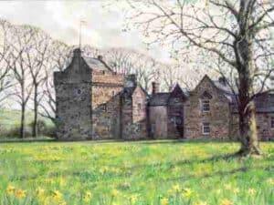 Hunterston Castle J Mackie