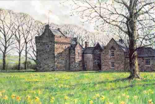 Clan Hunter Centre - Hunterston Castle J Mackie