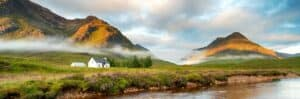 The magic of the Highlands