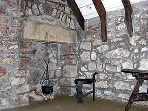 Hunterston Castle Interior