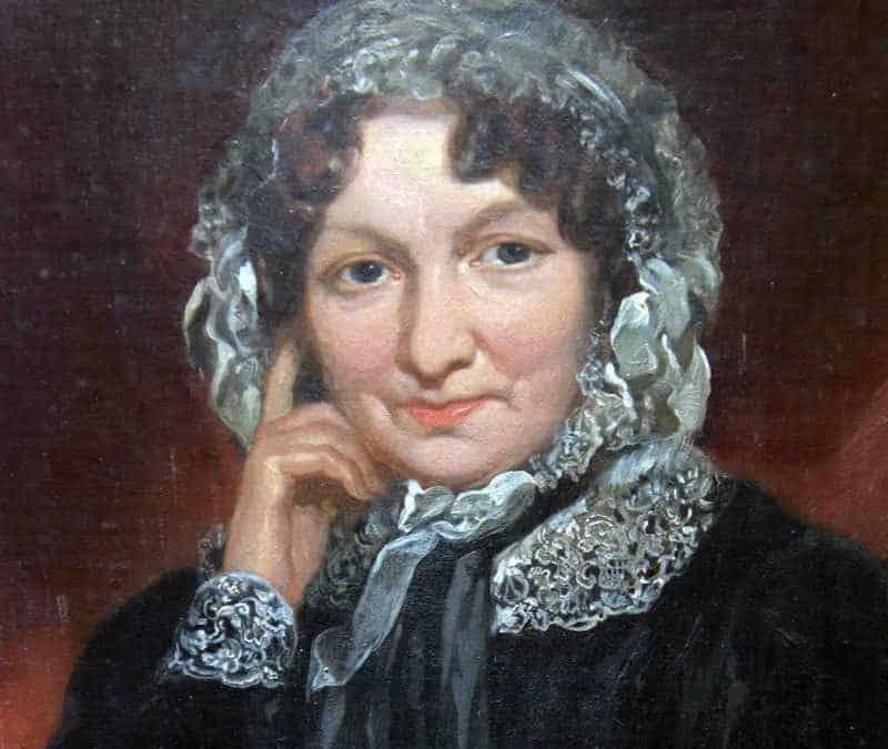 Portrait of Eleanora Hunter 1796