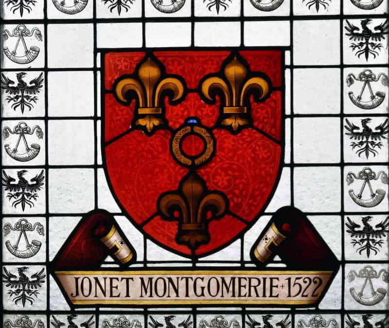 Jonet Montgomerie 1522
