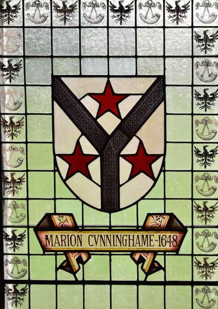 Marion Cunninghame 1648