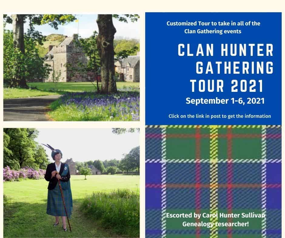 Clan Hunter Gathering Tours